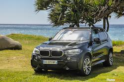 Nouvelle BMW X5