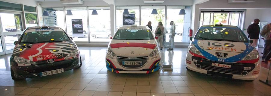 Peugeot-Rallye