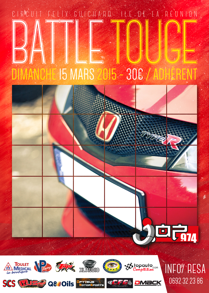 Battle Touge 15 Mars 2015