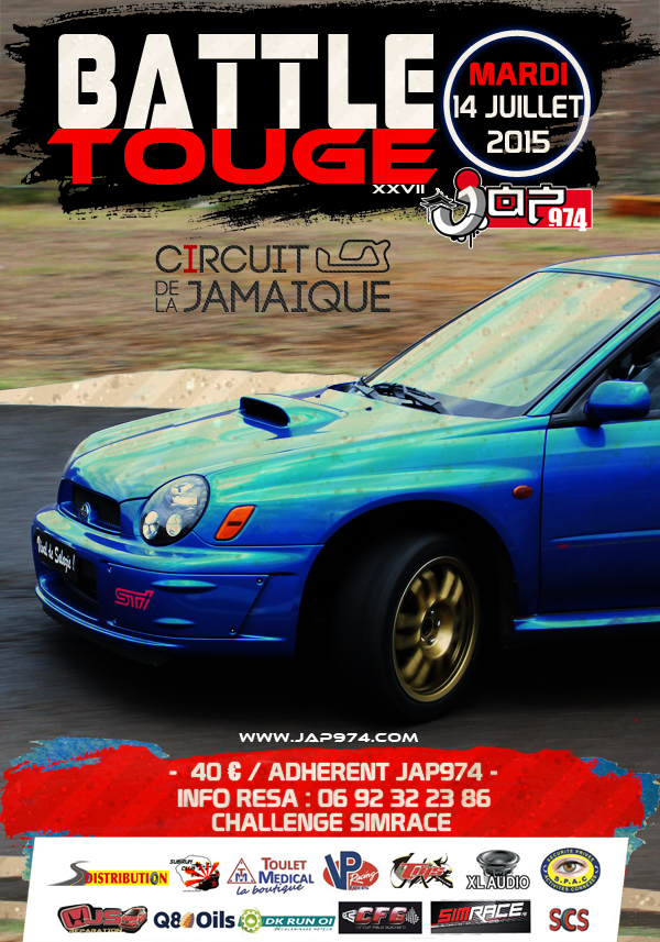3e Battle-Touge