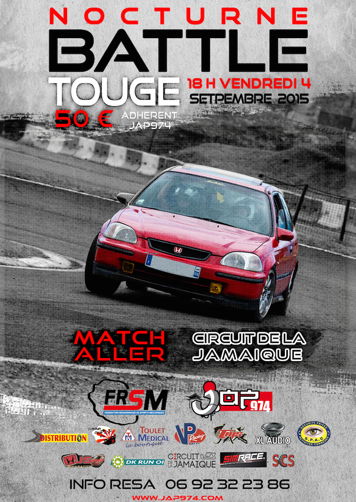 4e Battle Touge Jap974
