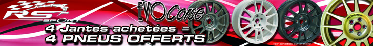 PROMO SPECIALE fin d'année RS Sport