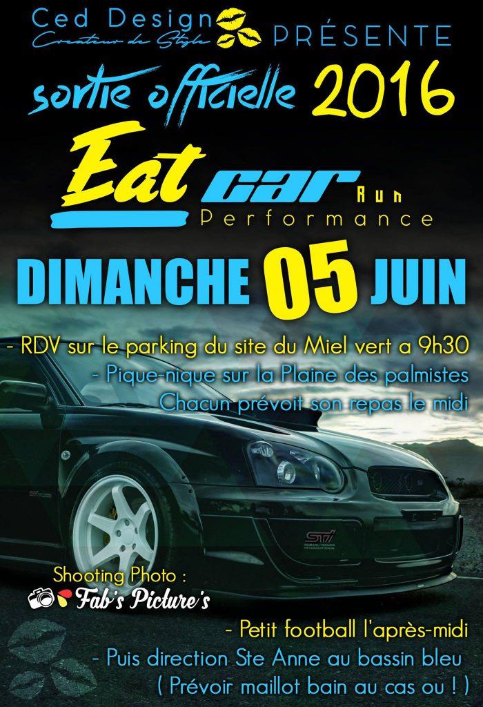 Sortie EAT.CAR 05/06/2K16