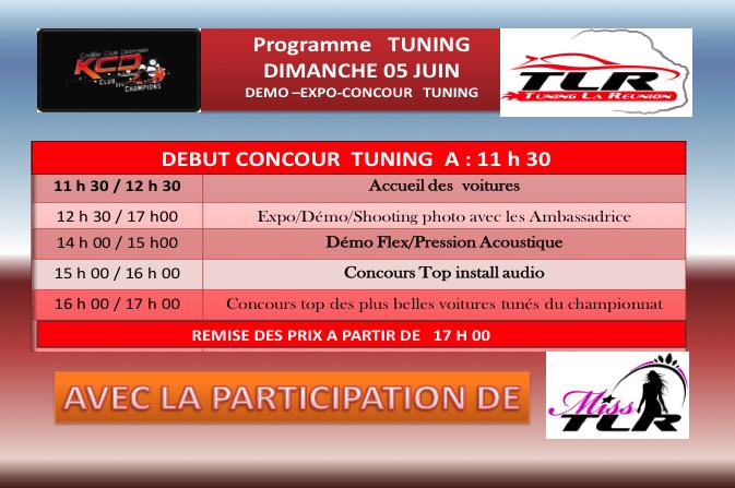3e Karting_Prog Tuning