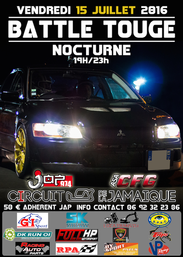 BATTLE TOUGE 15 JUILLET